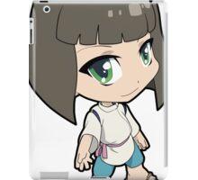 Studio Ghibli - Spirited Away - Haku (Human) iPad Case/Skin