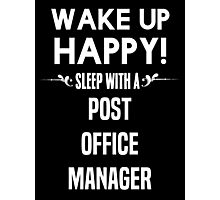 Wake up happy! Sleep with a Computer Programmer. Photographic Print