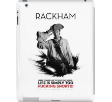 Awesome Series - Rackham iPad Case/Skin