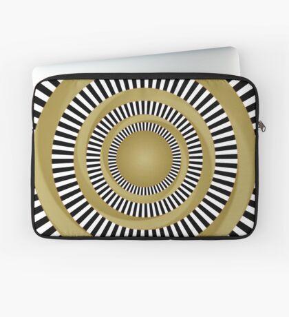 MAGNETIC FLUIDS Laptop Sleeve