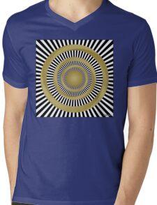 MAGNETIC FLUIDS Mens V-Neck T-Shirt