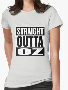 Straight Outta Oz - Dorothy & Toto in the Hood - Movie Mashup - Not in Kansas Anymore T-Shirt