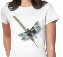 The Dragon has Landed Womens Fitted T-Shirt