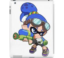 Splatoon - Inkling Boy iPad Case/Skin