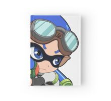 Splatoon - Inkling Boy Hardcover Journal