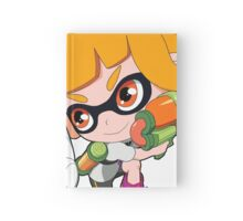 Splatoon - Inkling Girl Hardcover Journal