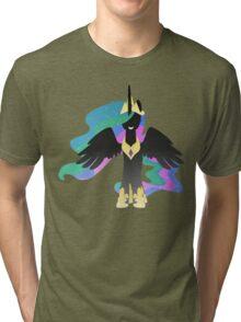 Monochrome Celestia Tri-blend T-Shirt
