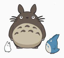 Studio Ghibli - My Neighbor Totoro - Totoro Kids Tee