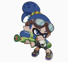 Splatoon - Inkling Boy One Piece - Long Sleeve