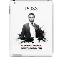Awesome Series - Ross iPad Case/Skin