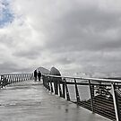 New foot bridge by DiamondCactus