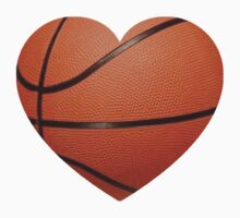 Basketball Heart by AmazingMart