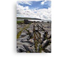 The Burren Canvas Print