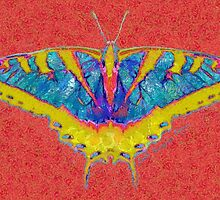 BUTTERFLY FREEDOM by Jean Gregory  Evans