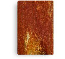 "Psychedelic bizzare landscape of rusty. ""Rusty Cage"" by Johnny Cash & Brown Sugar . Canvas Print"
