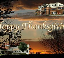 Happy Thanksgiving From Beacon by Ainsley Kellar Creations