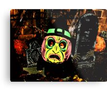 Trick or Treat, Hugo Metal Print