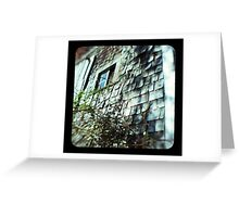 TTV- the old barn revisited Greeting Card