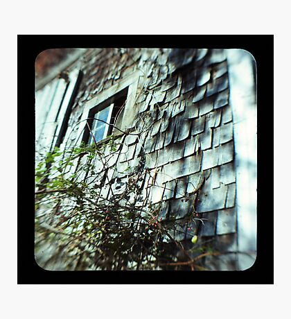 TTV- the old barn revisited Photographic Print