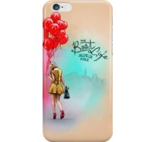 the best people in life are free iPhone Case/Skin