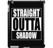 Straight OUTTA Shadow - Firefly - Serenity iPad Case/Skin