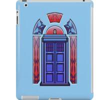 Art Deco TARDIS iPad Case/Skin