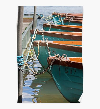 Row, row, row your boat Poster