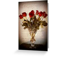 All the Beauty Around Greeting Card