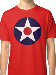 1941 US Air Corps Star Classic T-Shirt