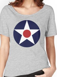 1941 US Air Corps Star Women's Relaxed Fit T-Shirt