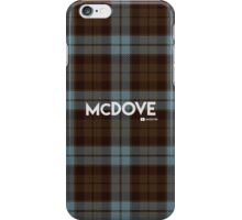 Modern McDove Full Tartan iPhone Case/Skin
