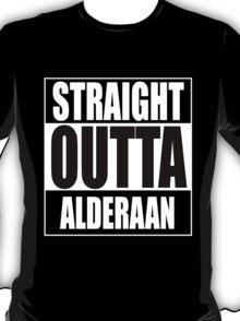 Straight OUTTA Alderaan T-Shirt