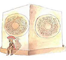 The Last Centurian Photographic Print