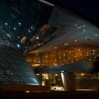 BMW Welt: Night Dreams by Kasia-D