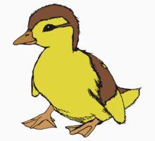 Duckling One Piece - Short Sleeve
