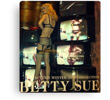 Betty Sue Canvas Print