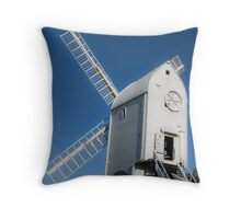 south downs mill Throw Pillow