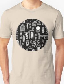 Magical Possessions Pattern T-Shirt