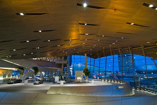BMW Welt: Inside The Dream by Kasia-D