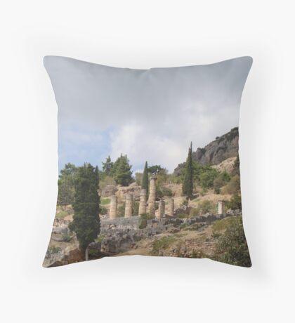 Delphi Throw Pillow