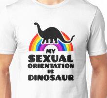 My Sexual Orientation Is Dinosaur Unisex T-Shirt