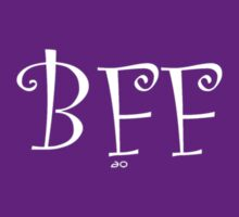 BFF - Big Farmville Fan (white text) by aowear
