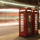 Phone-boxes by Mark Tull