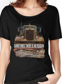 Sometimes There Is No Reason (DUEL) Women's Relaxed Fit T-Shirt