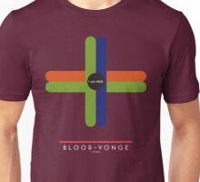 BLOOR-YONGE 1966 Unisex T-Shirt
