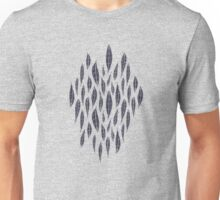 Quail Feathers (Midnight) Unisex T-Shirt