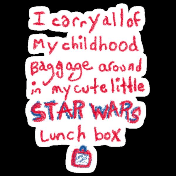 Childhood Baggage by weirdpuckett