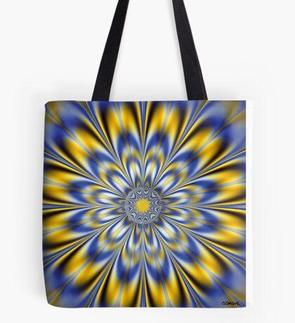 FLASHING STAR Tote Bag