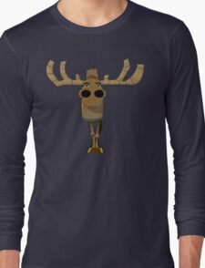 Gorillaz 16-2000 Moose Standalone Long Sleeve T-Shirt