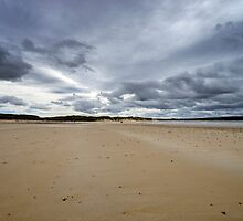Dunnet Beach by Jeremy Lavender Photography